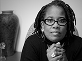 "Karsonya ""Kaye"" Whitehead, Ph.D., associate professor of communication and African American Studies"