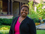 Cheryl Moore-Thomas, Ph.D., '86, M.Ed. '89